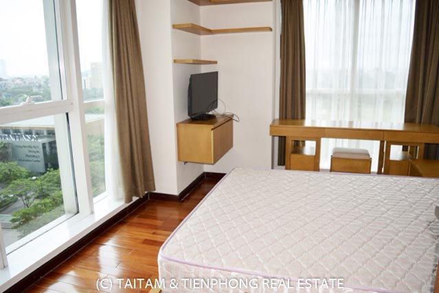 Private elevator, apartment for rent in Ciputra, L2 Tower